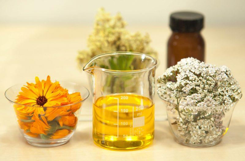 Aceite de Caléndula Officinalis.