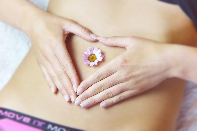 Aceite de onagra en la menstruación.