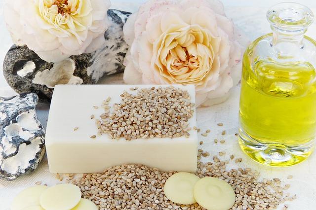 Beneficios del aceite de sésamo.