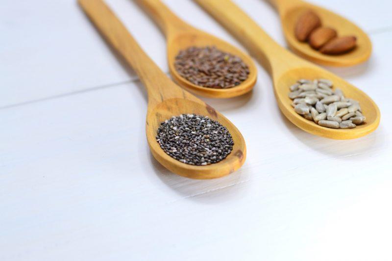 Aceite de semillas de chía