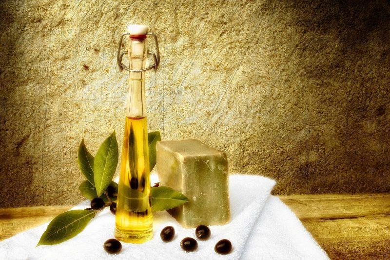 aceite esencial de laurel