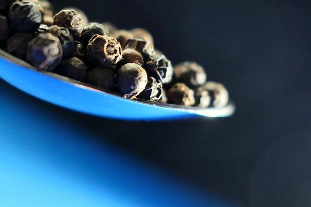 propiedades, composicion aceite esencial pimienta negra