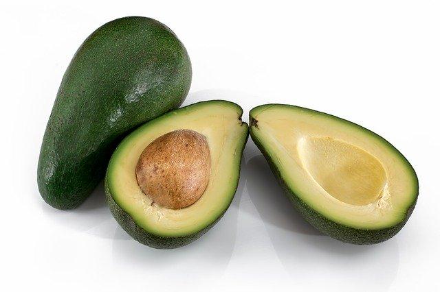 aceite vegetal de aguacate para piel seca