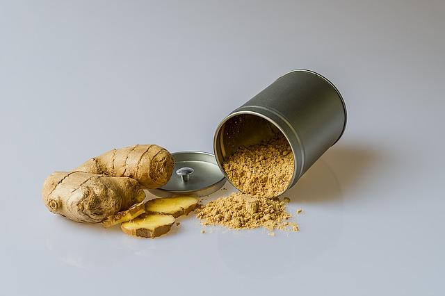 propiedades, composicion usos aceite esencial de jengibre