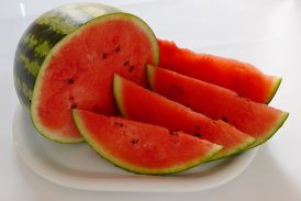 vitaminas y nutrientes de la sandía