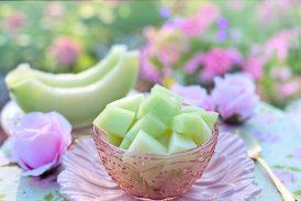 vitaminas y nutrientes del melon